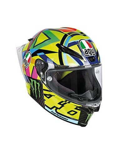 AGV Casco Moto Pista GP R E2205?Top...